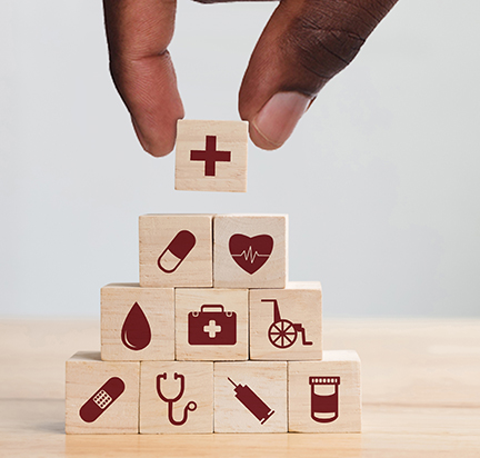 medical building blocks