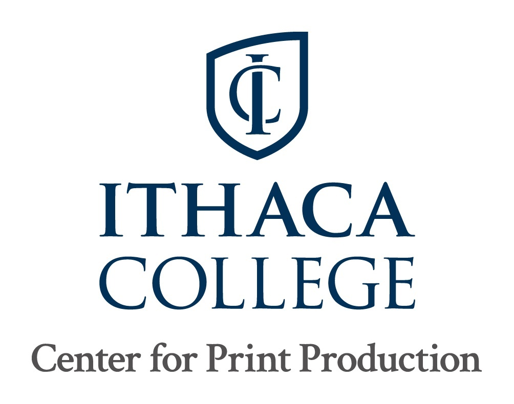 Ithaca College - Center for Print Production Logo